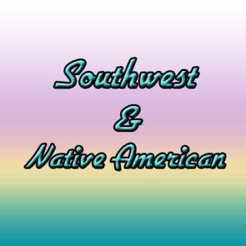 SOUTHWEST / NATIVE AMERICAN MOTIFF
