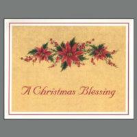 342C  Christmas Blessing