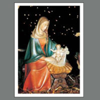 468C Mary and Child