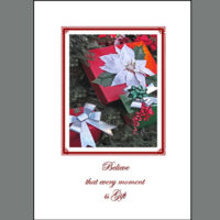 CHR-030 Every Moment Is Gift