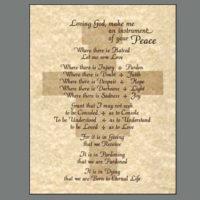 083 Prayer of St Francis