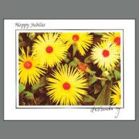 390  Bright Yellow Flowers – Jubilee