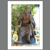 Assisi-005 Francis ~ Beggar at Greccio