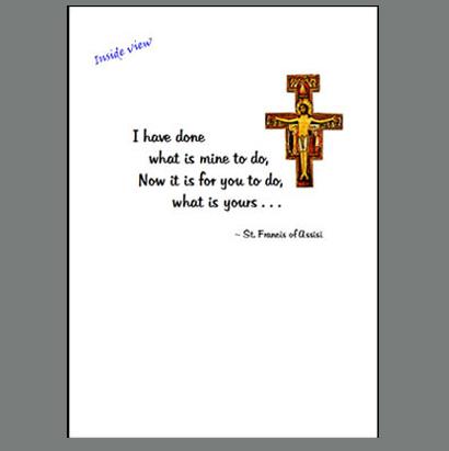 Assisi-008 Go, Repair my Church