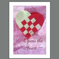 SPC-001 Love Opens the Heart