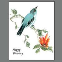370  Blue Bird Birthday