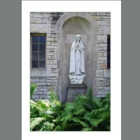 SMA-006  Fatima Statue