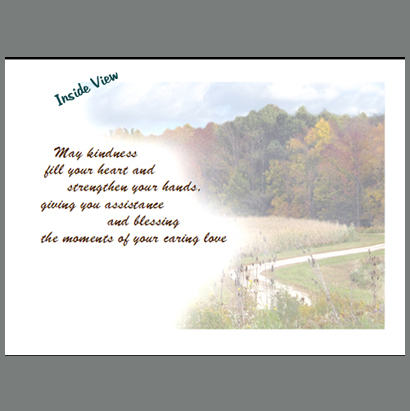 CARE-008  Pathways of Blessing