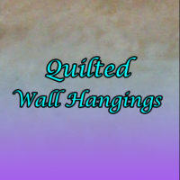 QUILTED WALL HANGINGS