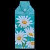 Shasta Daisy Towel with Fabric Topper