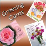 Click here to find Greeting Cards