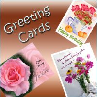 GREETING CARDS ~~
